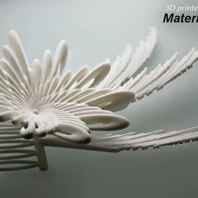 On 3D Printing article about unellenu 3D printed designs