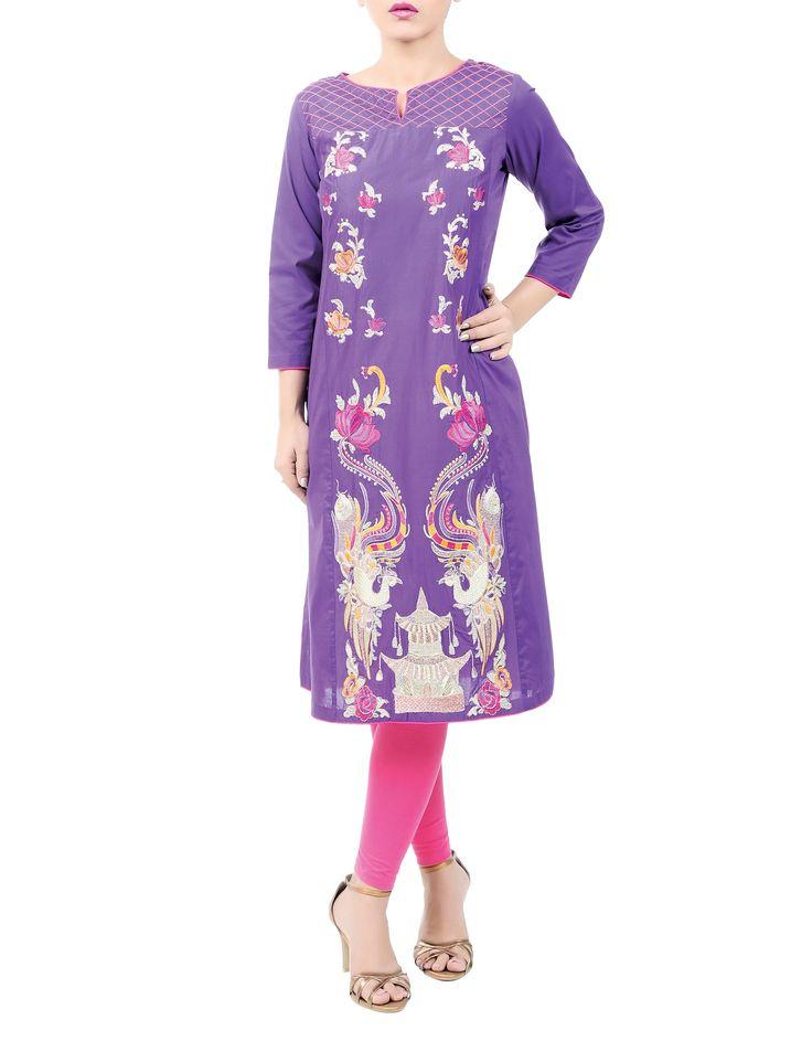 Purple Shirt #7RangsOfRangja #MyRangJa