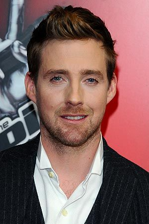 Ricky Wilson. Damn you and your come to bed eyes