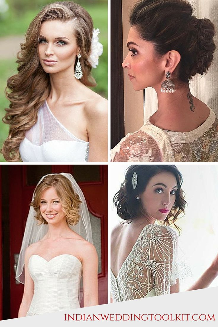 Indian Wedding Hairstyles - What you need to know beyond the obvious #indianwedding