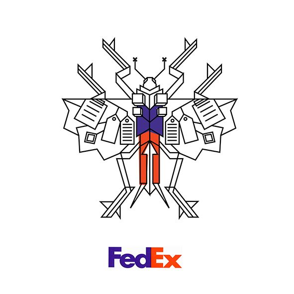 FedEx by Kickatomic