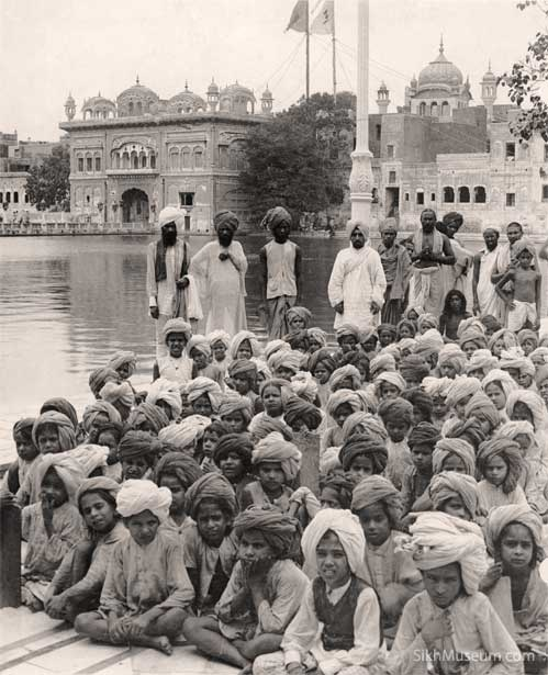 History of Sikh Religion in India