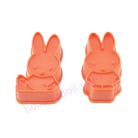 Miffy cookie cutters. #cookie #cutter #Miffy
