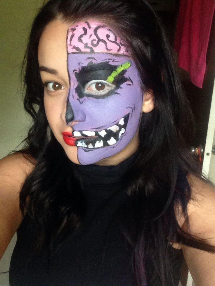 Pop art zombie. Instagram Rolena1