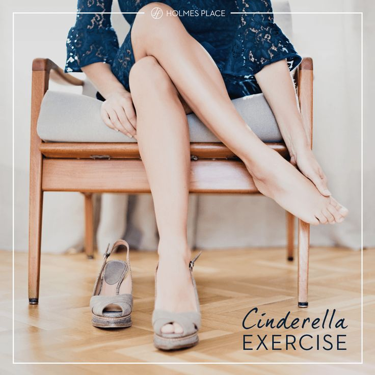 High heels killing you? Follow our exercises for happy feet.