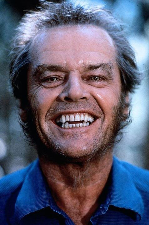 Jack Nicholson - Wolf ...