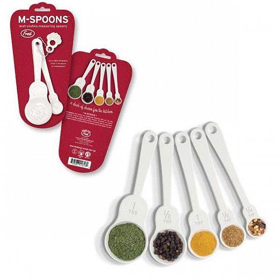 """Если вы не любите готовить, значит вам просто не попадалась красивая и удобная посуда для этого дела! Мерные ложки """"Матрешка"""" M-Spoons https://razverni.com/~sCuRA"""
