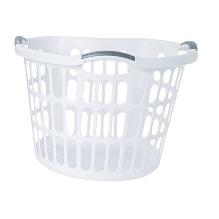 Italio Hip Hugger Basket White