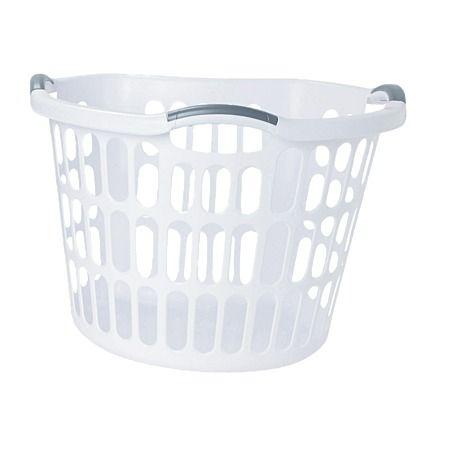 Italio Hip Hugger Basket White