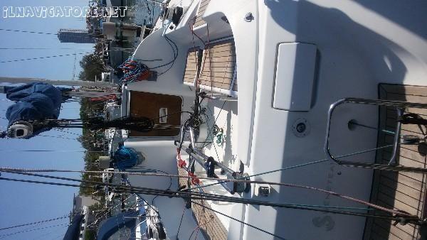 #ATTREZZATURA #HARKEN, #ELETTRONICA #RAYMARIN #(TRIDATA, LOG, VHF), #CENTRALINA #VENTO, CHART #PLOTTER E #AUTOPILOTA 2014, NO #REGATE, UNICO #PROPRIETARIO. #RANDA, GENOA ... #annunci #nautica #barche #ilnavigatore