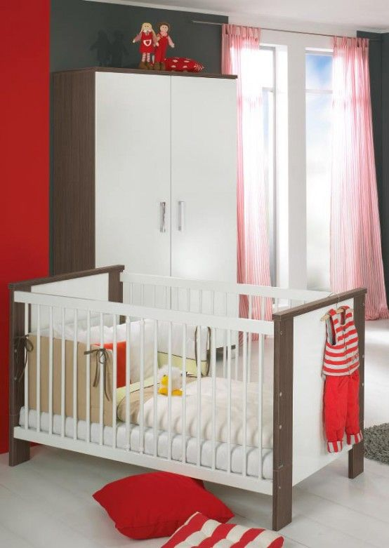 17 Best ideas about White Nursery Furniture Sets on Pinterest  Babies  nursery, Childrens sofa bed and White upstairs furniture