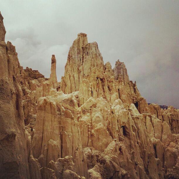 Valle della luna - La Paz Bolivia