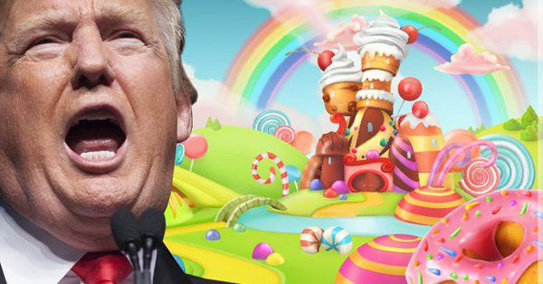 Donald Trump in Wonderland: Literally everything our president says and does reflects the opposite of reality  Monday's fawning Cabinet meeting was just the latest example of a doomed presidency driven by dangerous fictions