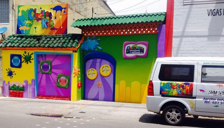Resultado de imagen para nombre de jardines infantiles