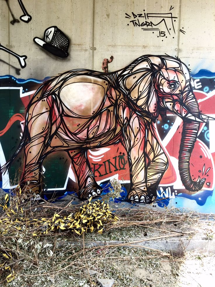 By DZIA | Belgium | urban art | grafite | mural | graffiti | Street art | art | MINI | Miniac | Mini lifestyle | Schomp Mini