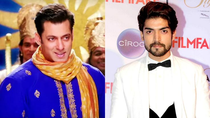 Here's how #GurmeetChoudhary follow the footsteps of #SalmanKhan 👇