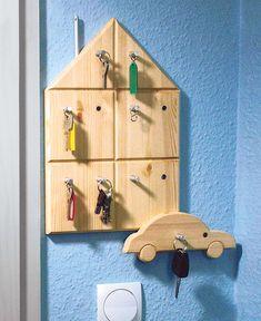 ber ideen zu schl sselbrett selber machen auf pinterest kirschholz schl sselbrett und. Black Bedroom Furniture Sets. Home Design Ideas