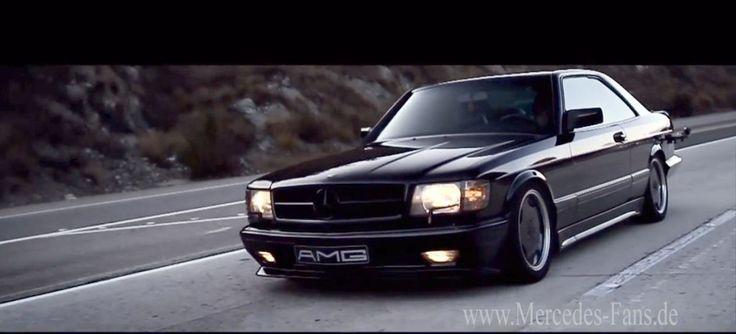 Schwarz. Breit. Stark. Das waren über Jahre die Markenzeichen von Mercedes-Tuner AMG. Frühwerke von AMG sind heute Kult. Die großen auch: Zum Beispiel der Me