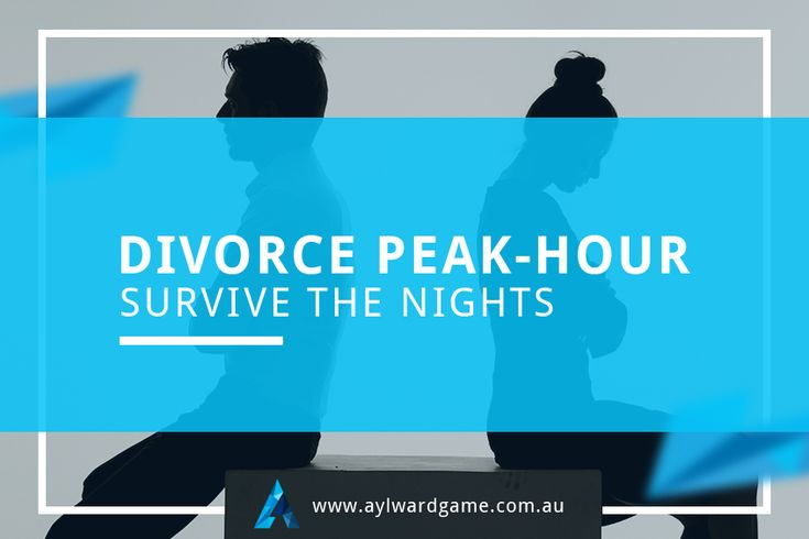 "January is said to be the busiest time for divorce application – but we also know the peak hour for unhappy couples to decide they want to take the plunge and contact a lawyer.  We've found ""Divorce hour"" – the busiest time for online inquiries – is between 12.30 and 1 am, with 16 percent of overnight queries coming during this window, according to one set of analytics data."
