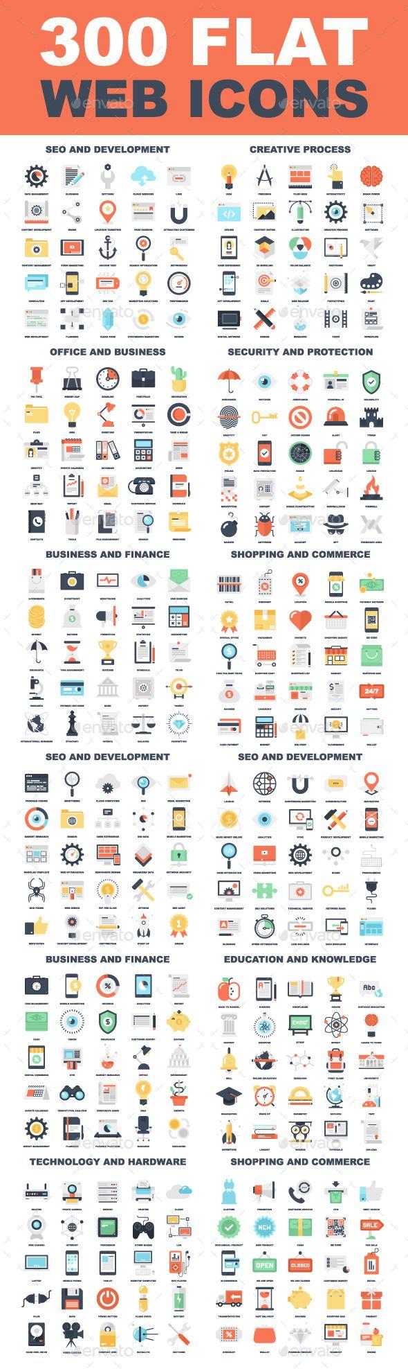 Web Icons Bundle #design Download: http://graphicriver.net/item/web-icons-bundle/12048718?ref=ksioks