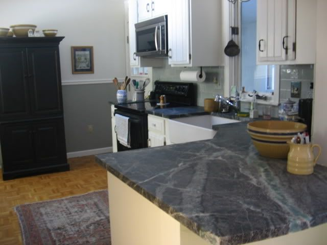 75 best Stupendous Soapstone Kitchens! images on Pinterest ... Zilean Soapstone Countertops Gray on