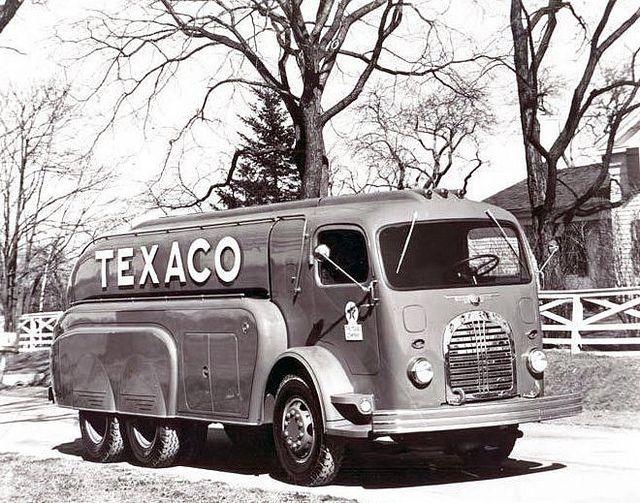1941 GMC COE Texaco Tank Truck by gdmey, via Flickr