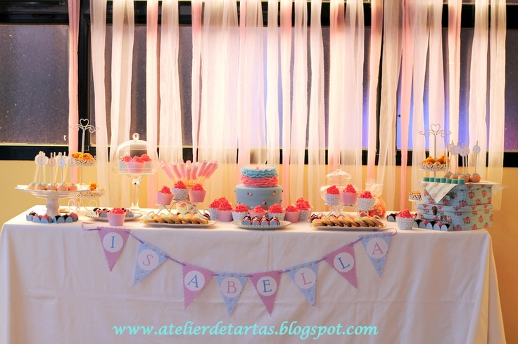 71 best mesa dulce y salados images on pinterest candy - Mesa shabby chic ...