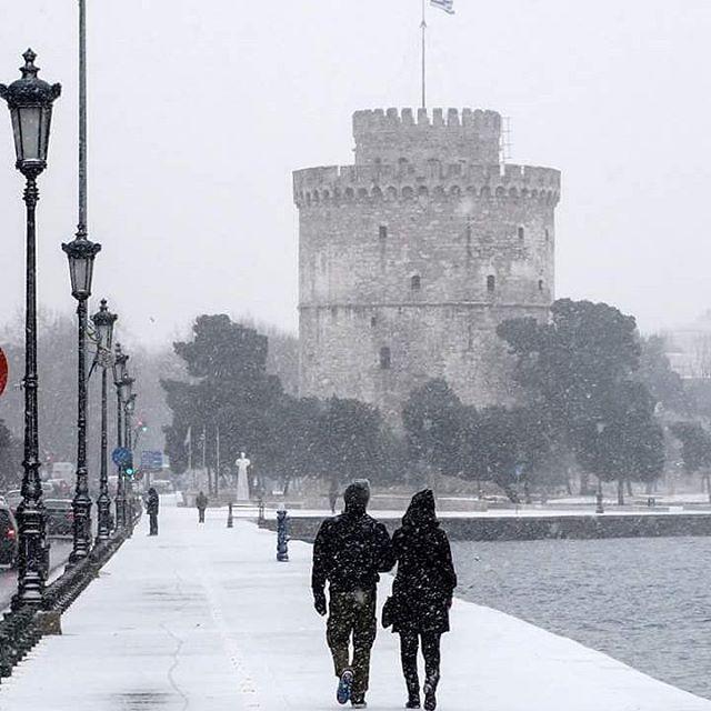 Thessaloniki, Greece... 📷 Photo By: @georgepapanas #thessaloniki #greece