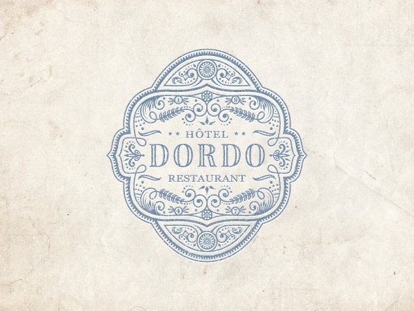 Dordo logo by JC Desevre