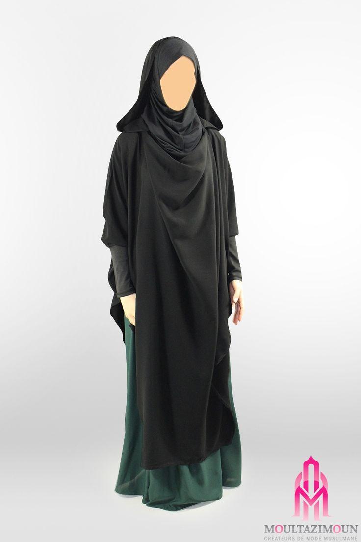 Cape met hijab