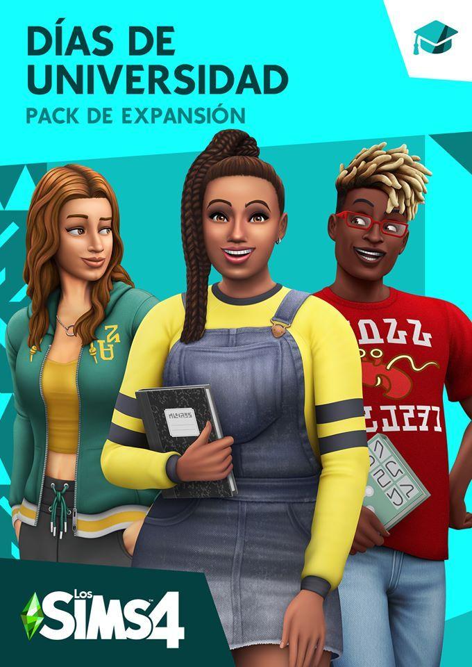 Los Sims 4 Días De Universidad Pack De Expansión Sims Sims 4 The Sims
