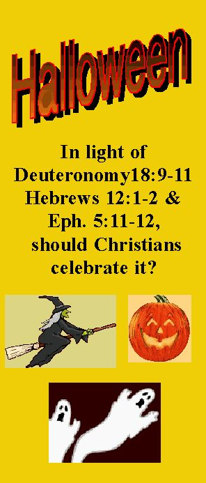 138 best Halloween images on Pinterest   Bible quotes, Bible ...