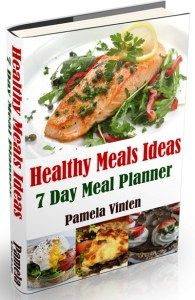 7 Day Meal Planner We Love 2 Promote http://welove2promote.com/product/7-day-meal-planner/    #promotion