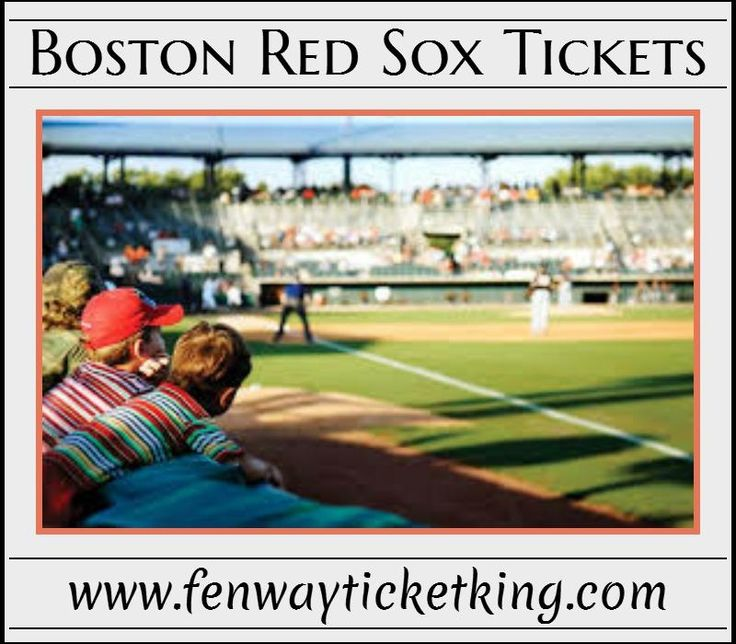 For more info only log on: http://www.fenwayticketking.com/boston_red_sox_tickets.html