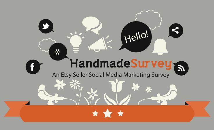 Etsy Seller Social Media Marketing Survey