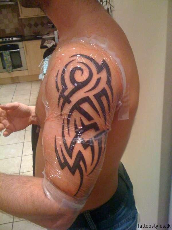 best 25 tribal tattoos for men ideas on pinterest cool