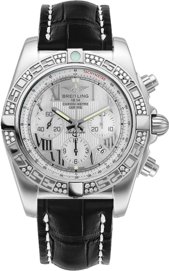 SALE PRICE! Brand New Men's Breitling Chronomat 44 AB0110AA/G676-744P! - Authenticity Guaranteed with FREE Shipping and the Lowest Prices Online at AuthenticWatches.com