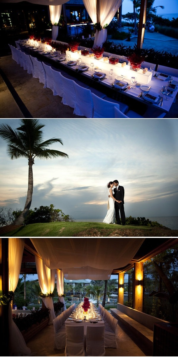 Puerto Rico Wedding by Ambrosio Photography + Elegant Occasions | Style Me Pretty
