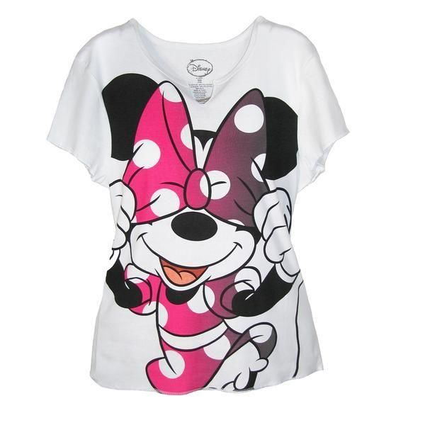 Disney Camiseta con Abrazo de Mickey y Minnie Mouse y Collage 89mMn9B5FQ