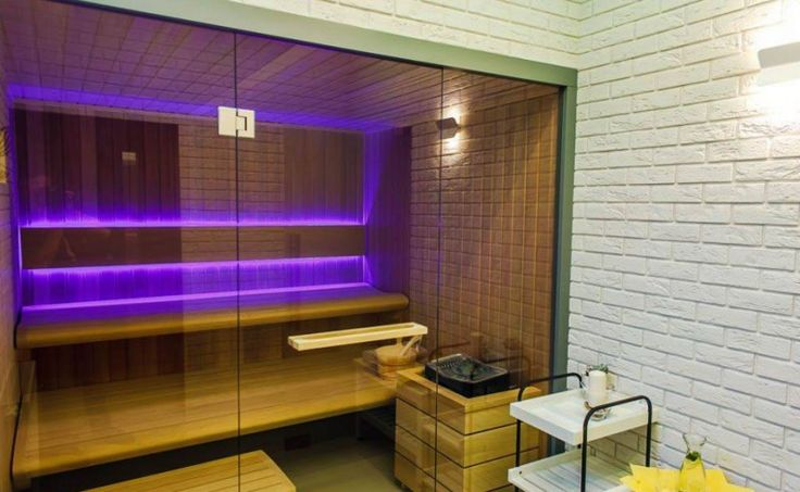 Sauna Comfort Line - realizacja w Hotelu Willa Odkrywców w Szklarskiej Porębie #sauna #sauny #comfort #wellness