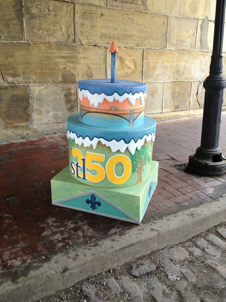 Cake Art Mo : 17 Best images about Outdoor Public Art Works on Pinterest ...