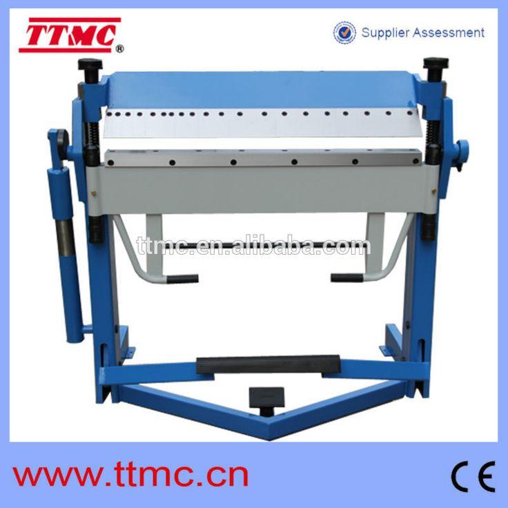 Pbb1020 2 5 Hand Press Brake Bending Machines Sheet