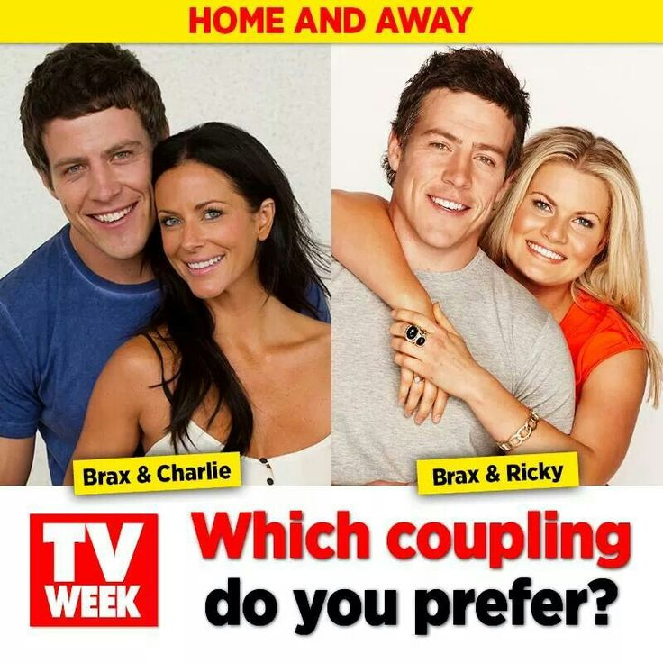 Home and Away Brax, Charlie and Ricky