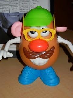 Potato Head to teach Metacognition/Schema??  YES PLEASE!!