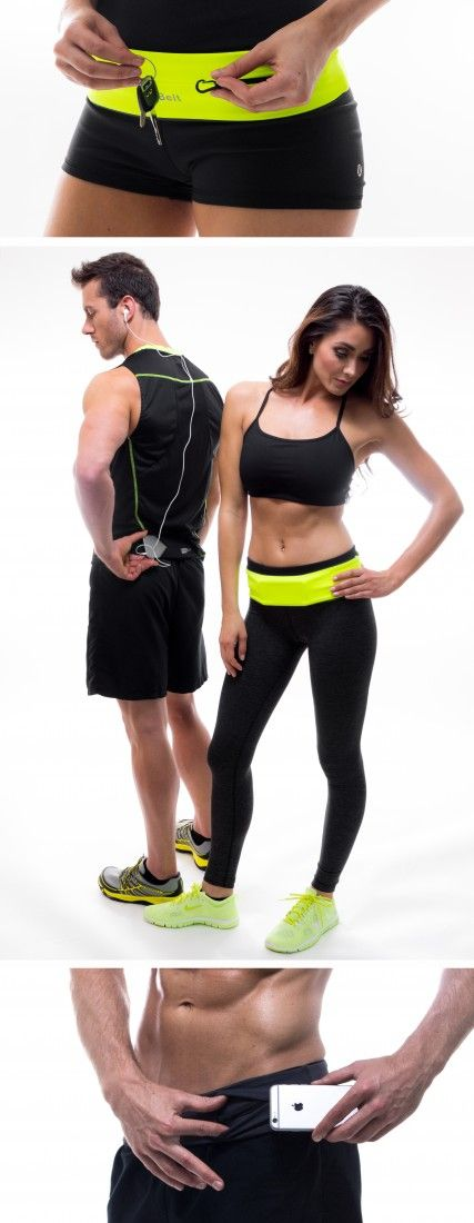 FlipBelt - the ultimate fitness gadget.