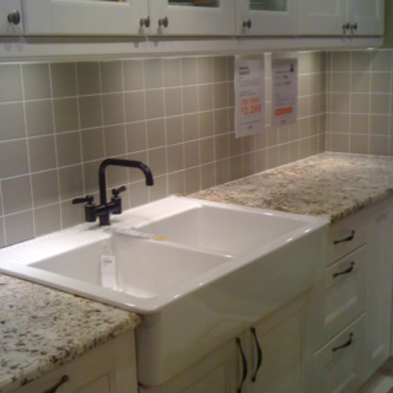 Ikea Farmers Sink: Ikea Farmhouse Sink
