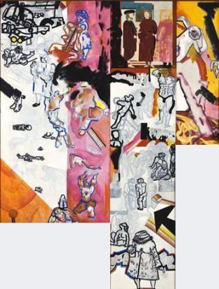 Robert Hodgins Untitled 2013-06 / SW / 537.600 ZAR