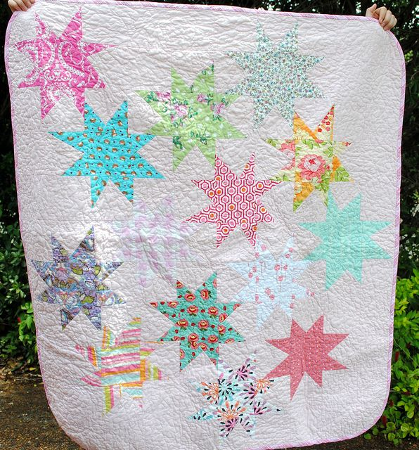 The Niece quilt | Flickr - Photo Sharing!