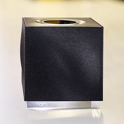 Buy Naim Audio Mu-so Qb Wireless Bluetooth Music System with Apple AirPlay, Spotify Connect & TIDAL Compatibility Online at johnlewis.com