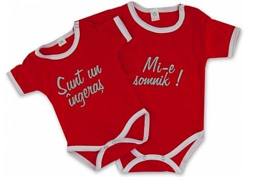 body-uri pentru bebelusi cu mesaje haioase